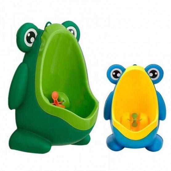Детски писоар във формата на жаба Froggy