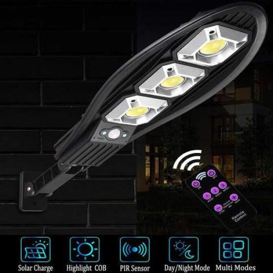LED Соларна улична лампа