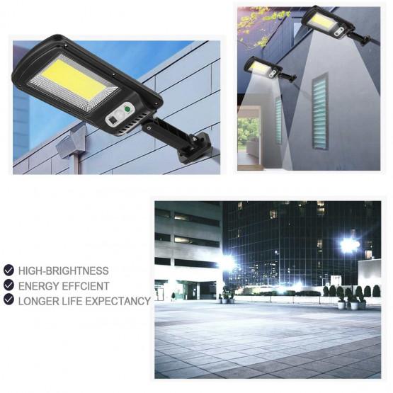 Соларна LED улична лампа