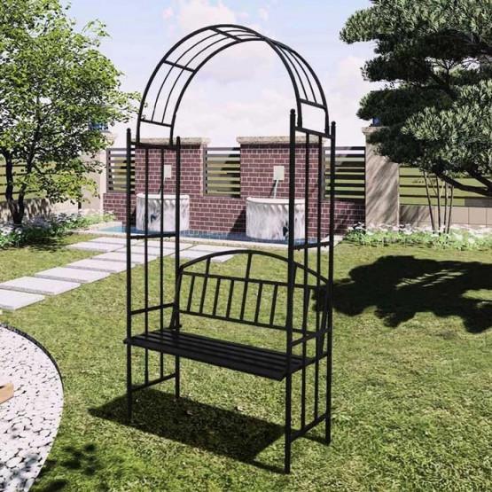 Градинска арка с пейка My Garden WR-LC-ARCH-0052