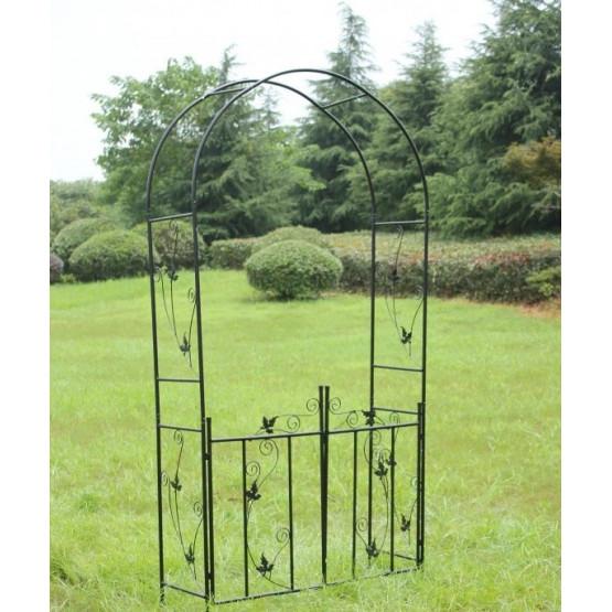 Градинска арка с вратички My Garden WR-LC-ARCH-0028KD