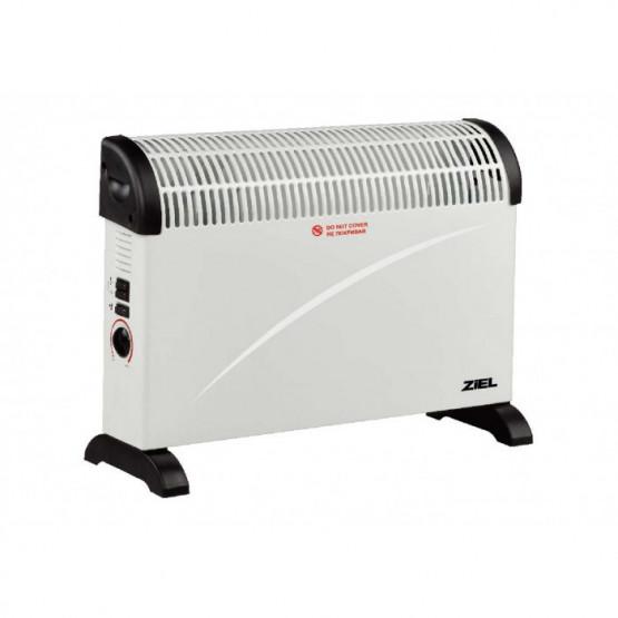 Конвекторна печка Ziel CH09F с вентилатор 2000W