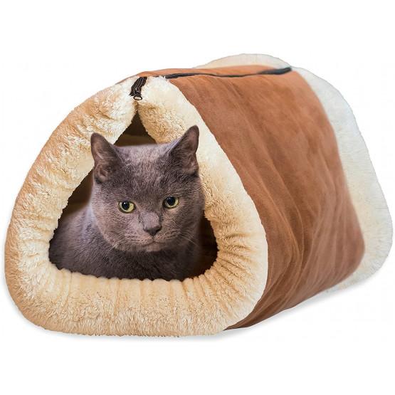 2в1 Легло за домашни любимци Kitty Shack
