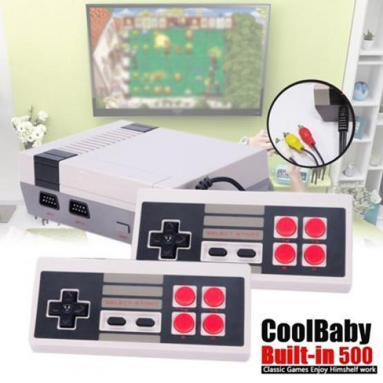 Телевизионна игра с 600 вградени класически игри – Cool Baby