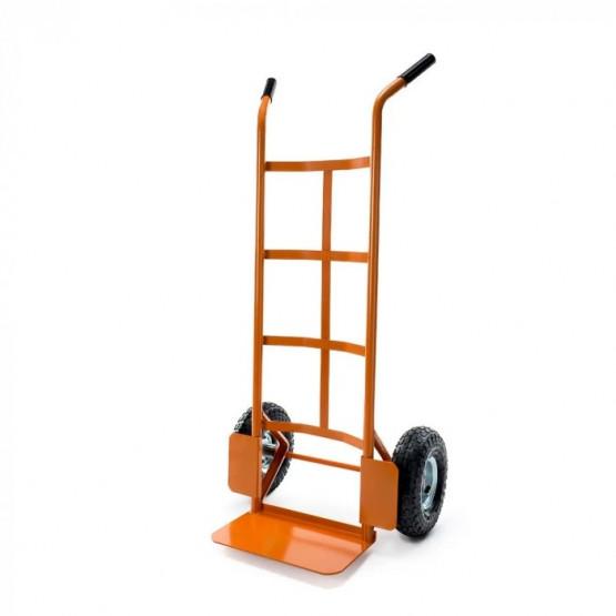 Транспортна ръчна количка с две колела HT2022 200кг 1120х545х435мм