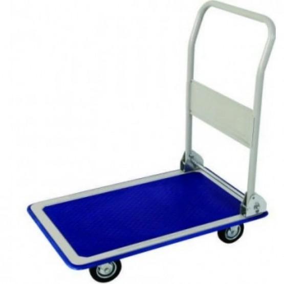 Ръчна товарна количка с платформа 200кг.