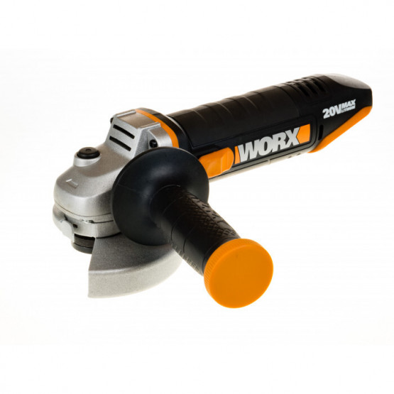 Акумулаторен ъглошлайф Worx WX800.9 / 20V 115мм