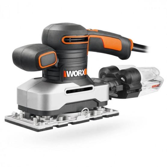 Виброшлайф Worx WX642 / 300W