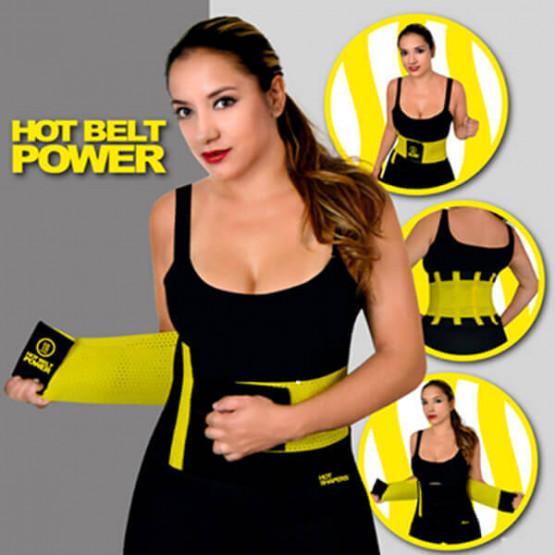 Спортен колан Корсет Hot Belt Power
