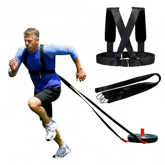 Комплект колани за теглене и тренировки