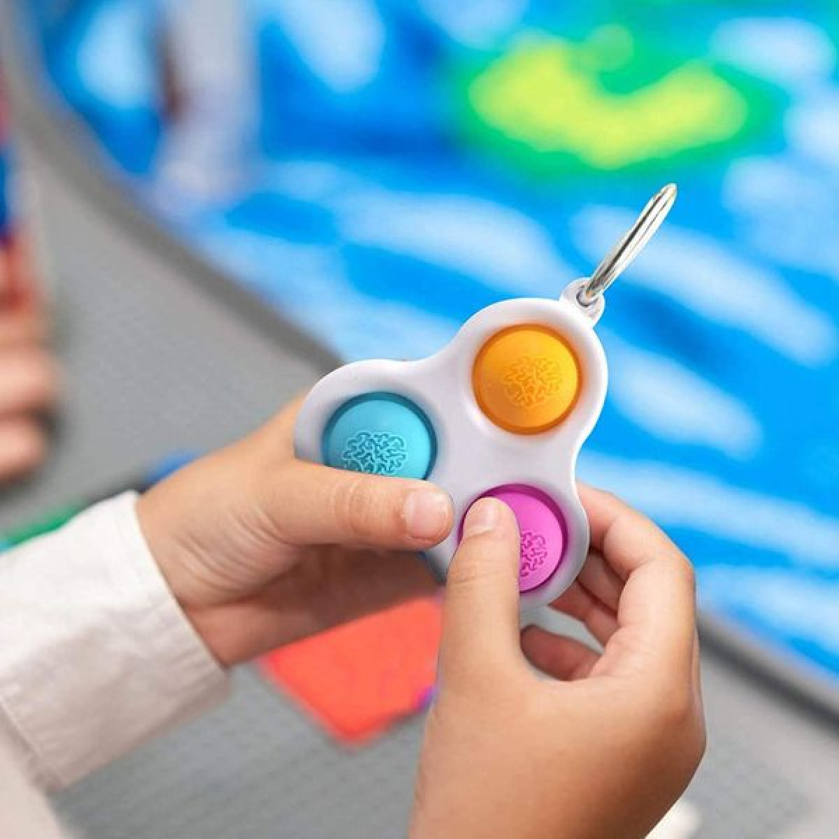 Антистрес играчка Fidget, Simple Dimple