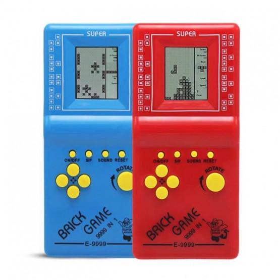 Тетрис конзола 9999в1 Brick Game