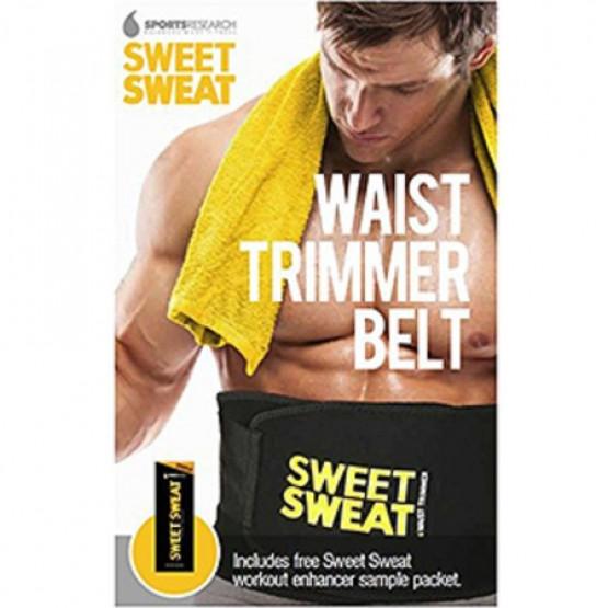 Колан за спорт Sweet Sweat Waist Trimmer